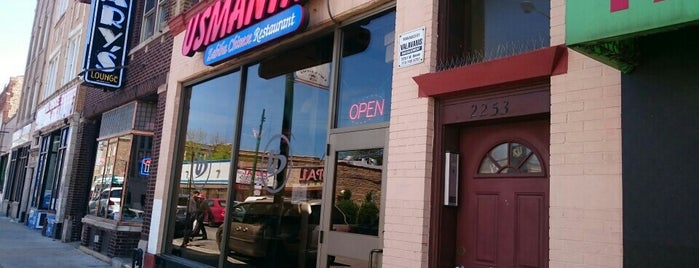 Usmania Chinese is one of Chicago hangouts.