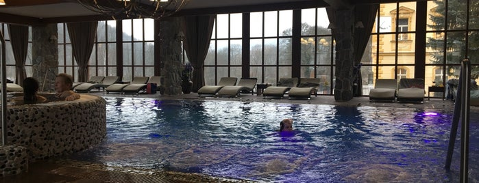 Wellness & Spa Hotel Sidonie is one of Eva'nın Beğendiği Mekanlar.
