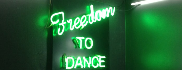 Freedom Bar & Club is one of London.