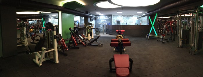MOSS Training & Health is one of salih'in Beğendiği Mekanlar.