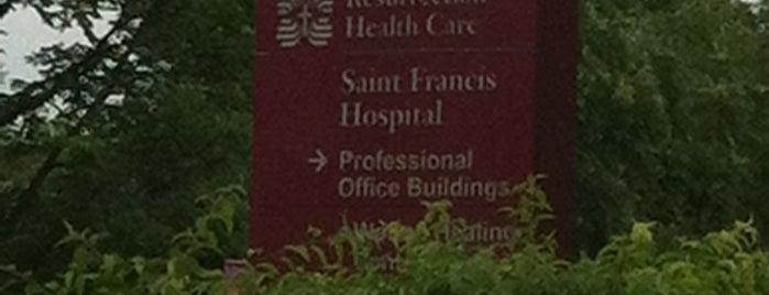 St. Francis Hospital is one of Locais curtidos por George.