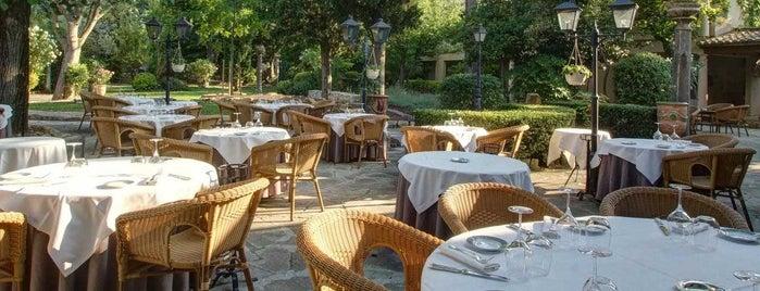 Najeti Restaurant Le Mûrier is one of Avignon.