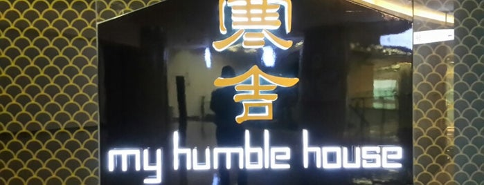 My Humble House is one of Jkt resto.