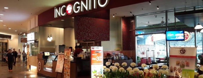 INCOGNITO Premium Coffee is one of Lieux qui ont plu à Letty Tunggal.