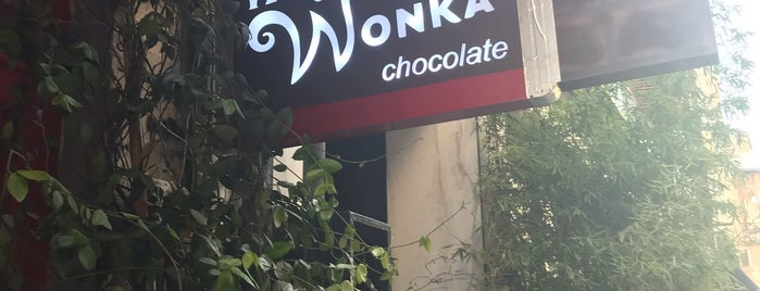 Willy Wonka is one of Lets do Istanbul.