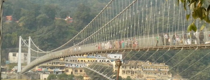 Ram Jhula | राम झूला is one of India North.
