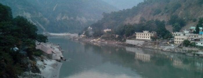 Rishikesh | ऋषिकेश | हृषीकेश is one of Orte, die Swen gefallen.