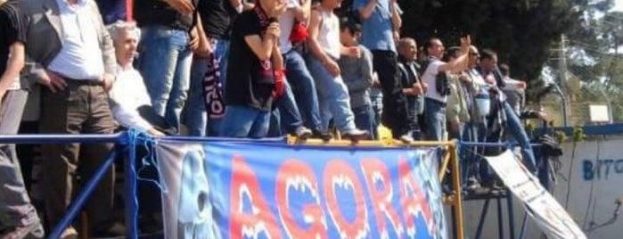 Agora is one of Turkey.