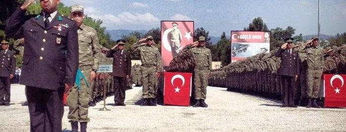 Burdur 58. Piyade Er Eğitim Alayı is one of Locais salvos de Yasemin Arzu.