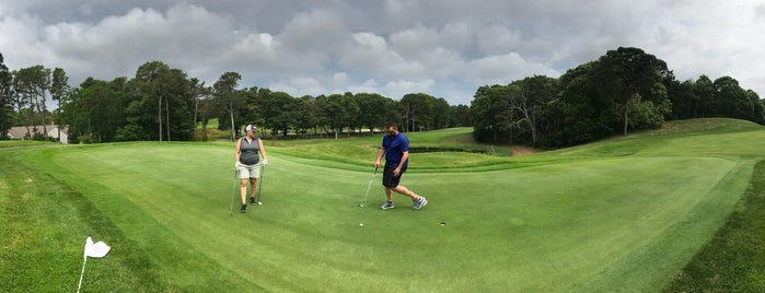 The Golf Club at Yarmouthport is one of Recreation.