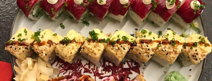 Ken Sushi And More is one of k&k'ın Kaydettiği Mekanlar.
