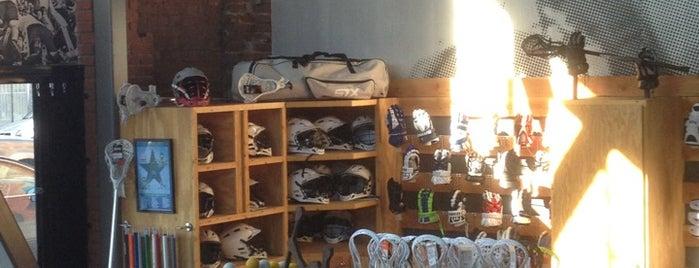 bae42405616 Adrenaline Lacrosse is one of The 15 Best Sporting Goods Shops in San Diego.