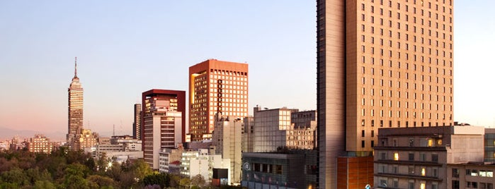 Hilton is one of Mexico City.
