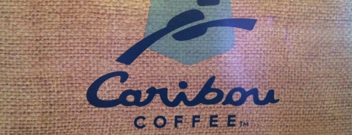 Caribou Coffee is one of Coffee Shops.