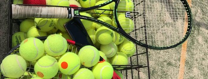 MatchPoint Tennis Club is one of Lugares favoritos de Panagiotis.