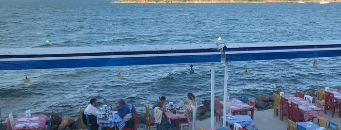 Pyrgos Restaurant is one of Anadolu yakası.