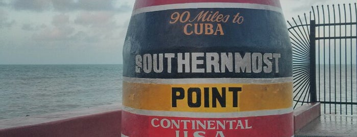 Southernmost Point Buoy is one of US - Must Visit ( East Coast).