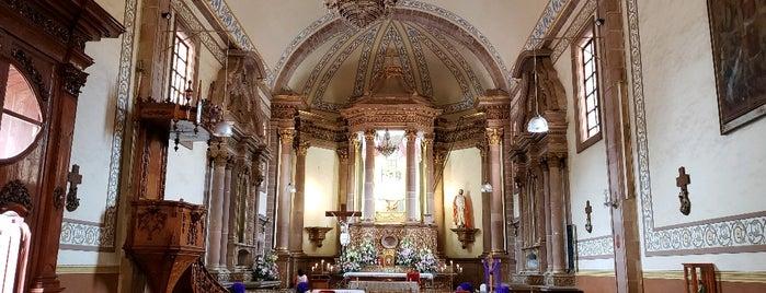 Templo de la Compañia is one of Lugares favoritos de Alejandro.