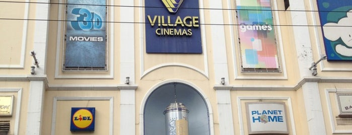 Village Cinemas Παγκράτι is one of Been there.