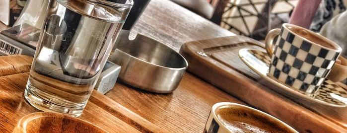 Cafe Vardakosta is one of Konya'da Café ve Yemek Keyfi.