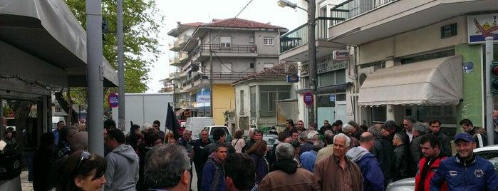 Πλατεία Αριστοτέλους is one of Yunus'un Beğendiği Mekanlar.