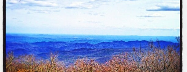 Blue Ridge Parkway is one of Asheville.