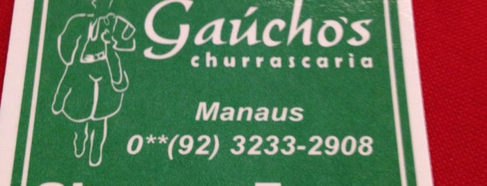 Gaúcho's Churrascaria is one of Osvaldo : понравившиеся места.