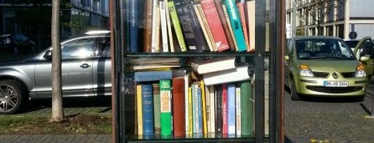 öffentlicher Bücherschrank is one of Givebox / Bücherschrank.