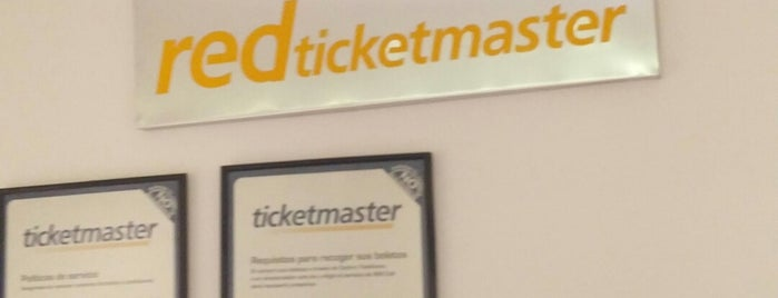 Centro Ticketmaster is one of Cristina 님이 좋아한 장소.