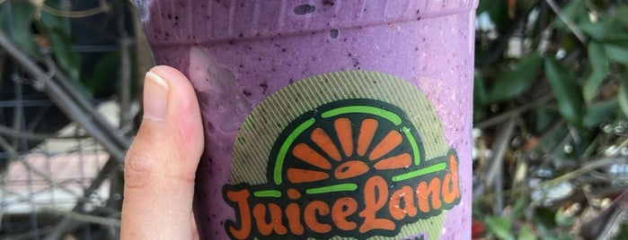 Juiceland is one of Restaurants To Try - Dallas.