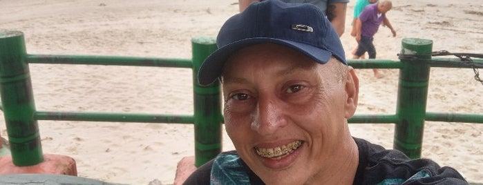 Quiosque Canoa Quebrada is one of Silvio'nun Beğendiği Mekanlar.