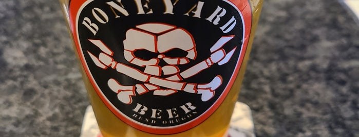 Boneyard Beer Pub is one of Bend.