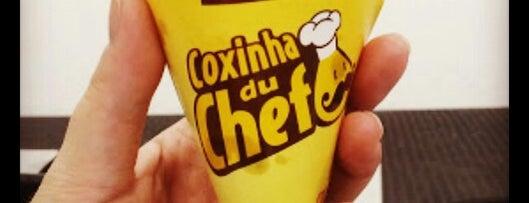 Coxinha du Chef is one of Comer e beber - Continuação 2.