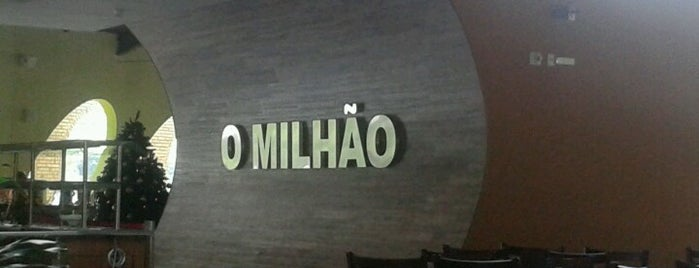 O Milhão is one of Paulaさんのお気に入りスポット.