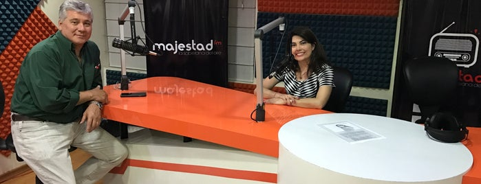 Radio Majestad is one of Posti che sono piaciuti a Antonio Carlos.