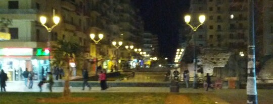 Navarinou Square is one of Thessaloniki #4sqCities.