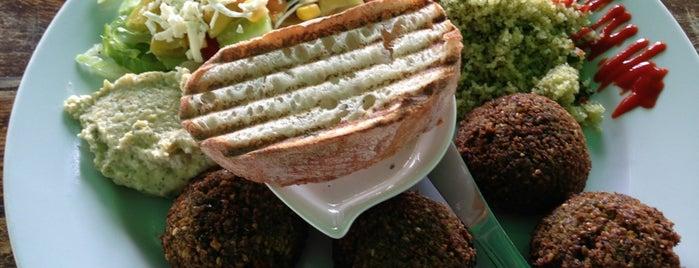 Kumpir Altona is one of Vegetarische Restaurants in Hamburg / Vegetarian.