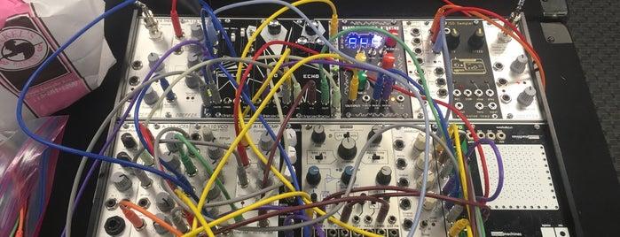 Nerd Audio is one of Chi.
