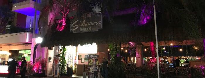 La Salsanera is one of Locais curtidos por Lau 👸🏼.