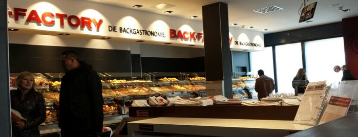 Back-Factory is one of Barometer Frankfurt 2014 - Teil 1.