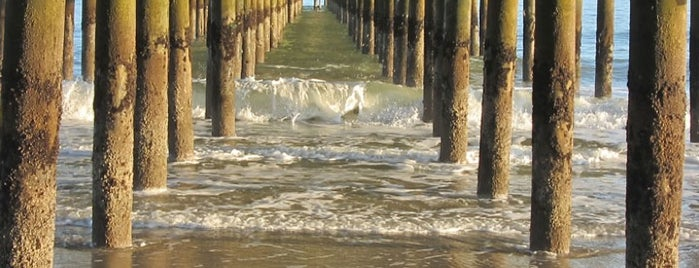 Springmaid Pier is one of Top 10 favorites places in Myrtle Beach, SC.