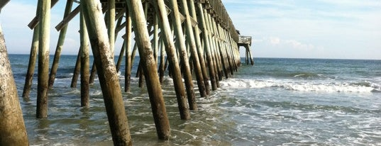 Myrtle Beach State Park is one of Top 10 favorites places in Myrtle Beach, SC.