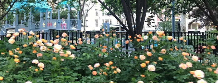 Madison Square Playground is one of NYC.
