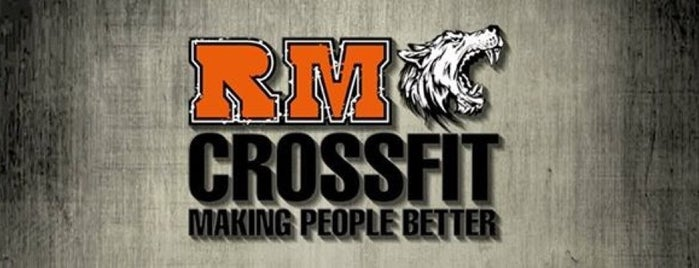 RM CrossFit is one of Mis lugares.