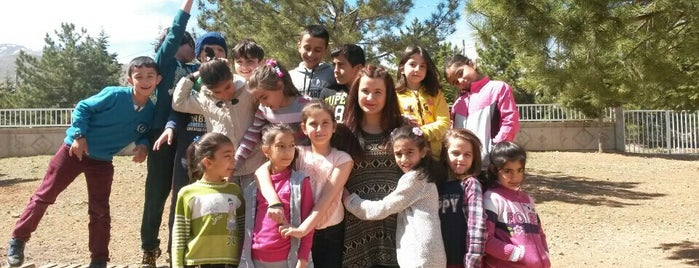 Hayriye Basdemir İlkogretim Okulu is one of Posti che sono piaciuti a Aykut.