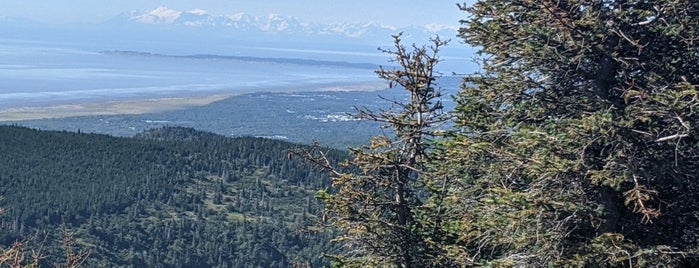 Flattop Park Trail is one of Anchorage.