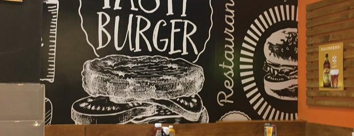 Prize Burger is one of RJ.