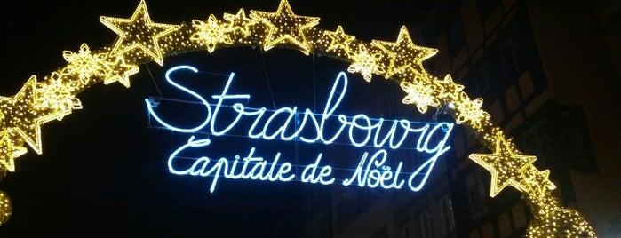 Strasbourg - Capitale de Noël - #4sqcities