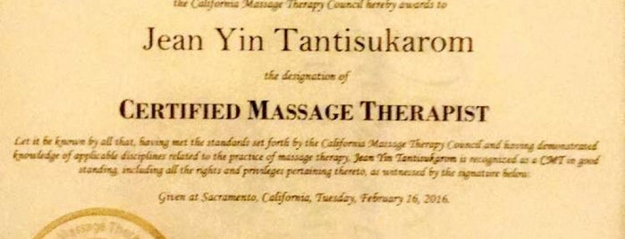 Wilshire Massage is one of USA.