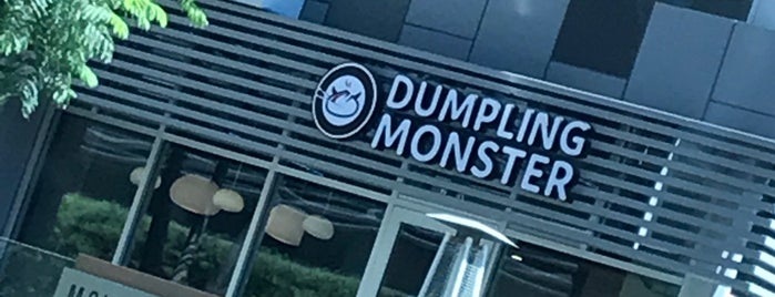 Dumpling Monster is one of Our LA neighborhood.